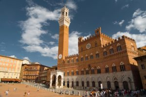 Siena-piazza