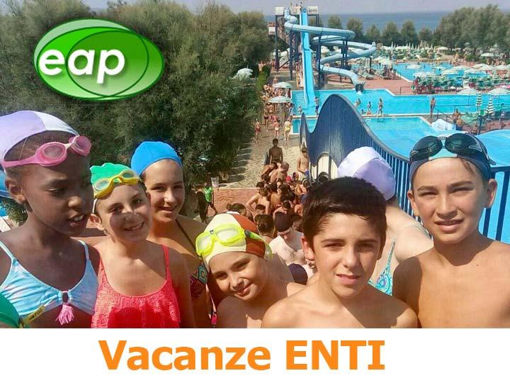 INPSieme 2018, Vacanze estive ragazzi, Campi scuola - INPSieme 2018